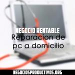 Iniciar un negocio de reparación de ordenadores a domicilio